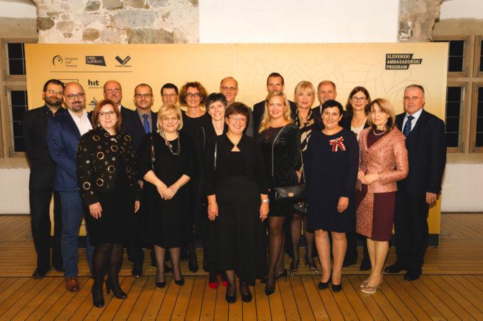 Kongresne ambasadorke / ambasadorji Slovenije 2019