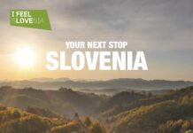 Your next stop Slovenia