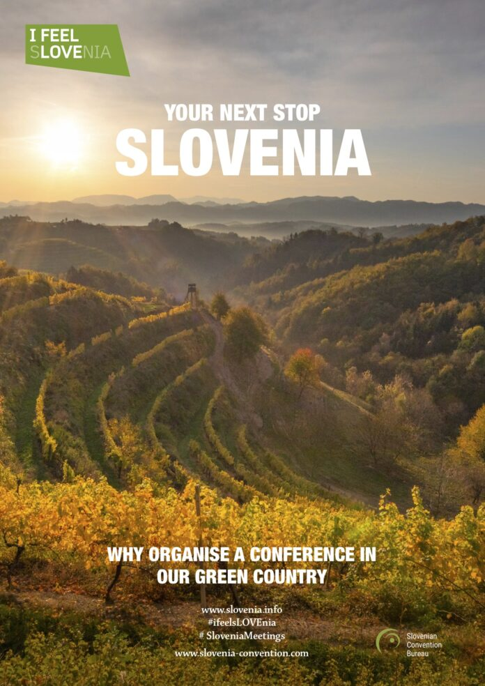 Your next stop Slovenia